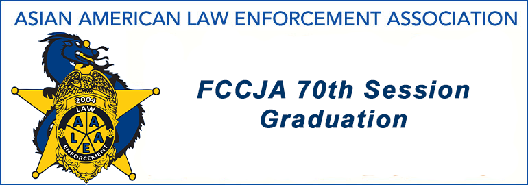 FCCJA 70th Graduation