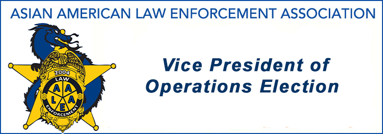 Vice President of Operations Election